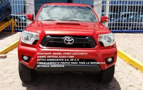 Tacoma TRD 4X2 2012 Puebla