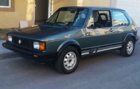 Volkswagen Caribe Gt 1986