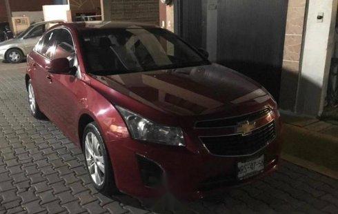 Chevrolet Cruze 2013 barato en Coacalco de Berriozábal
