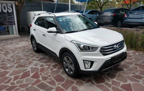 Vendo un Hyundai Creta impecable