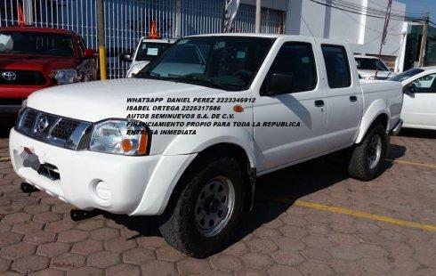 Frontier LE 2014 Puebla