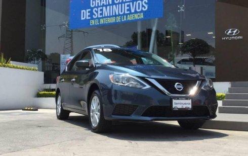 Nissan Sentra 2018 usado en Zapopan