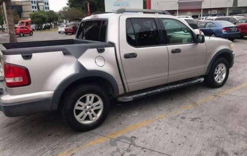 En venta un Ford Explorer Sport Trac 2007 Automático muy bien cuidado