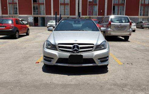 Mercedes Benz C350 CGI COUPE automático  2012
