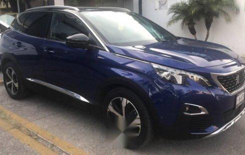 Peugeot 3008 2019 barato en Cuernavaca
