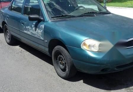 Quiero vender inmediatamente mi auto Ford Contour 1998 muy bien cuidado