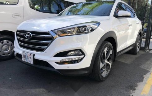 Hyundai Tucson impecable en Zapopan más barato imposible