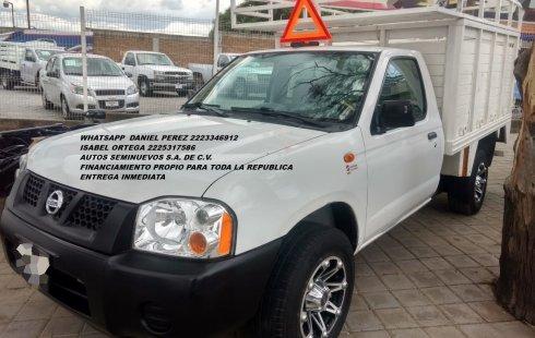 Nissan Estacas 2015 Puebla