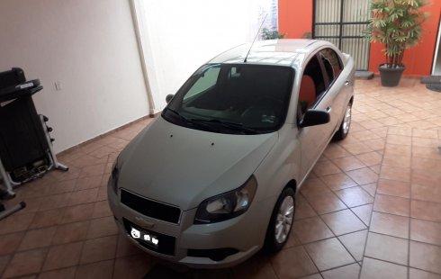 Chevrolet AVEO LT 2015 AUTOMATICO