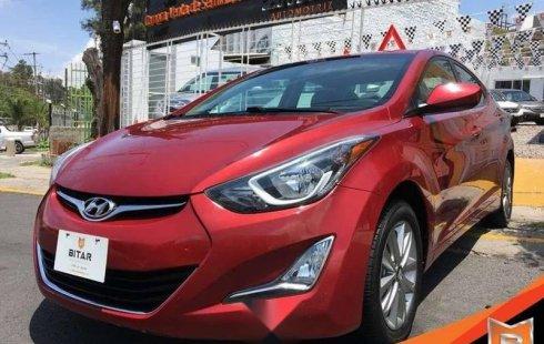 En venta un Hyundai Elantra 2015 Automático en excelente condición