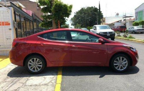 Hyundai Elantra 2015 barato en Jalisco