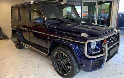 Pongo a la venta cuanto antes posible un Mercedes-Benz Clase G en excelente condicción