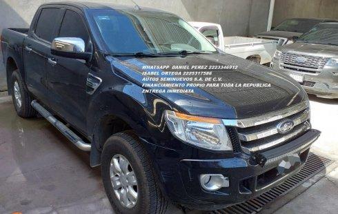 Equipada Ranger XL STD 2015 Puebla