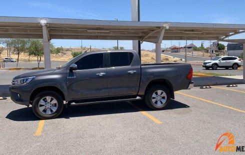 Toyota Hilux 2018 4x4 diesel en excelentes condiciones posible credito en remate