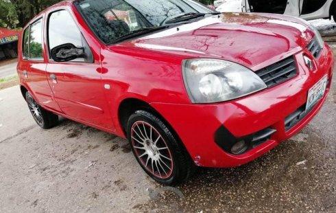 Quiero vender inmediatamente mi auto Renault Clio 2008 muy bien cuidado