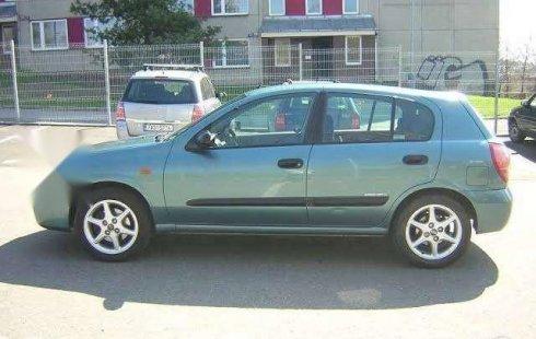 Nissan Almera 2003 impecable