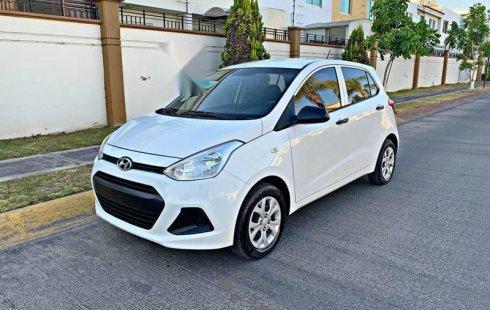 Hyundai Grand I10 impecable en Zapopan