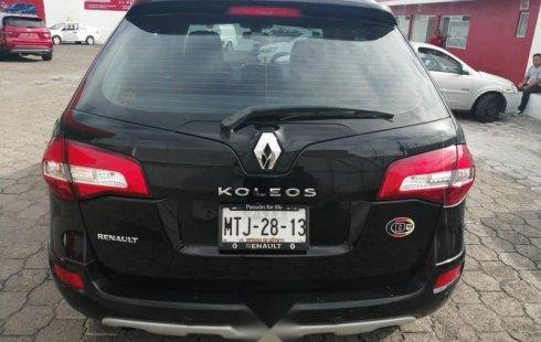 Un Renault Koleos 2015 impecable te está esperando