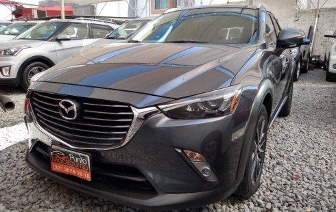Quiero vender inmediatamente mi auto Mazda CX-3 2017 muy bien cuidado