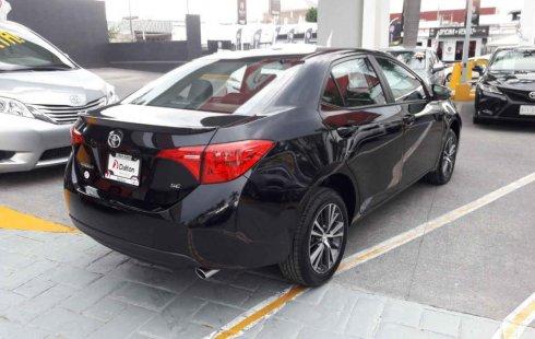 Quiero vender urgentemente mi auto Toyota Corolla 2019 muy bien estado