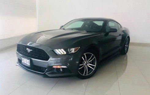 Vendo un Ford Mustang por cuestiones económicas