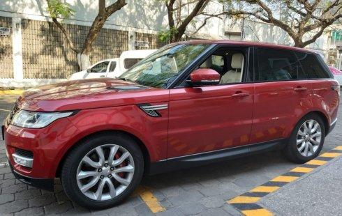 Se vende un Land Rover Range Rover Sport de segunda mano