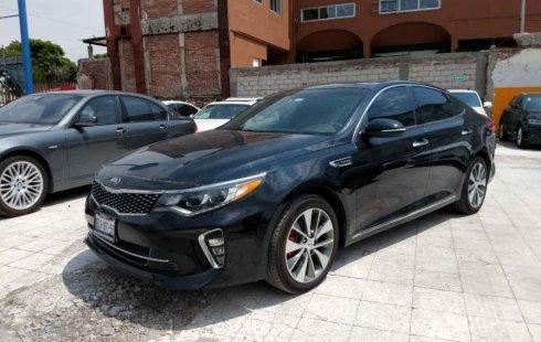 Se vende urgemente Kia Optima 2018 Automático en Coyoacán