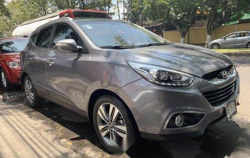 En venta un Hyundai Tucson 2015 Automático en excelente condición