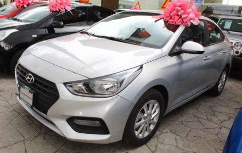 Hyundai Accent impecable en Coyoacán