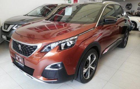 Peugeot 3008 2018 usado