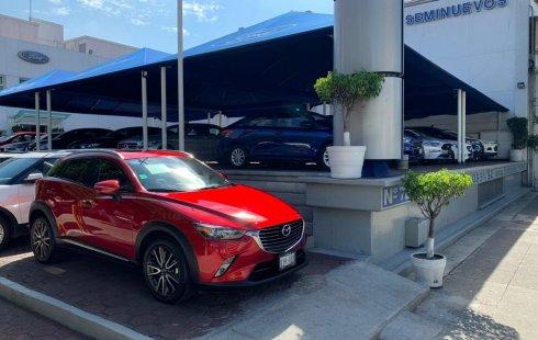 Vendo un carro Mazda CX-3 2016 excelente, llámama para verlo