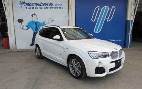 Llámame inmediatamente para poseer excelente un BMW X3 2016 Automático