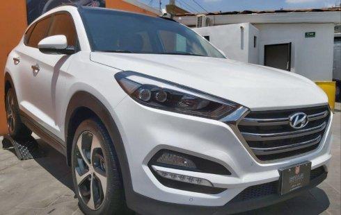 En venta un Hyundai Tucson 2017 Automático en excelente condición