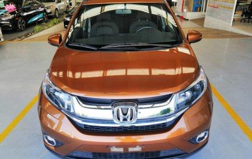 Quiero vender cuanto antes posible un Honda BR-V 2018