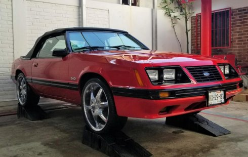 Ford Mustang 1984 Convertible