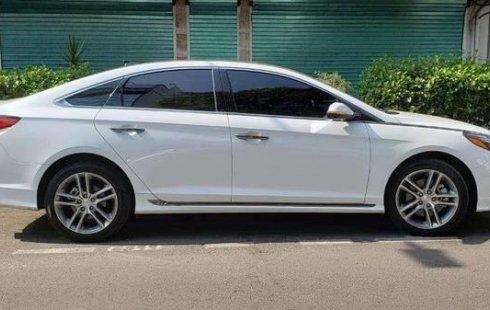 Hyundai Sonata 2018 barato