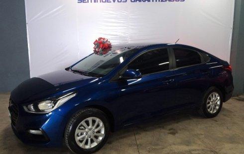 Se vende urgemente Hyundai Accent 2018 Manual en México State