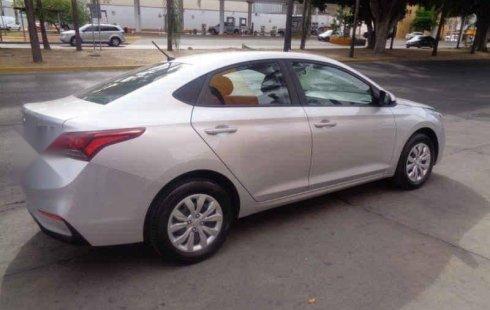 Vendo un Hyundai Accent impecable
