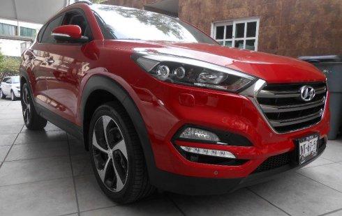 Hyundai Tucson 2018 usado en Guadalajara