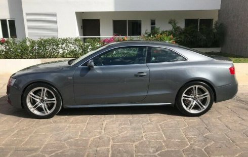 Vendo un Audi A5 impecable