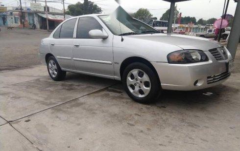 Nissan Sentra 2006 barato en Cuernavaca