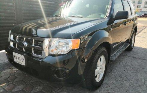 Urge!! En venta carro Ford Escape 2008 de único propietario en excelente estado