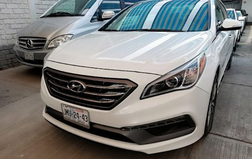 SHOCK!! Un excelente Hyundai Sonata 2016, contacta para ser su dueño