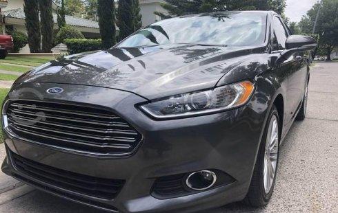 No te pierdas un excelente Ford Fusion 2016 Automático en Zapopan