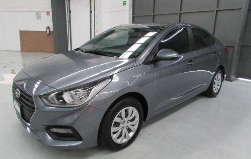 En venta un Hyundai Accent 2018 Manual en excelente condición