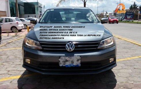 Bonito Jetta Sport 2016 Puebla