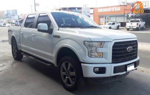 Ford F150 Doble Cabina XL 4X4 2015