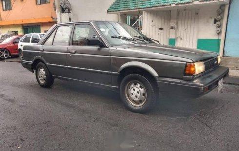 Quiero vender inmediatamente mi auto Nissan Tsuru 1991 muy bien cuidado