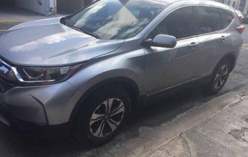 Urge!! Vendo excelente Honda CR-V 2017 Automático en en Saltillo