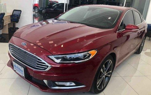 Me veo obligado vender mi carro Ford Fusion 2017 por cuestiones económicas